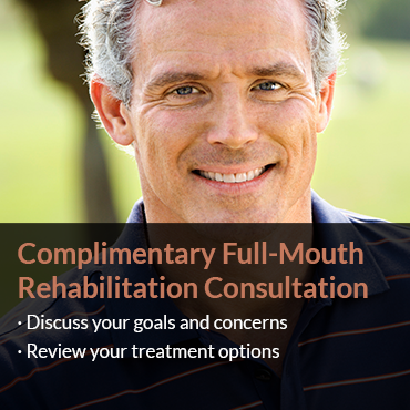 Complimentary Full-Mouth Rehabilitation Consultation