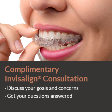 Complimentary Invisalign Consultation