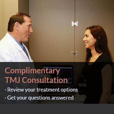 Complimentary TMJ Consultation